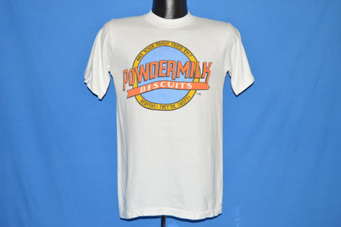 80s Powdermilk Biscuits Prairie Home Companion t-shirt Small