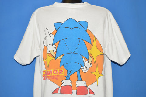 90s Sonic The Hedgehog 1991 t-shirt Extra Large
