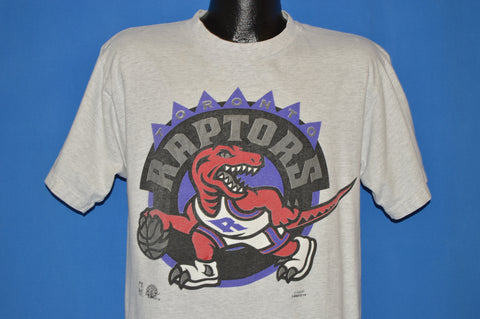 90s Toronto Raptors NBA Basketball t-shirt Large