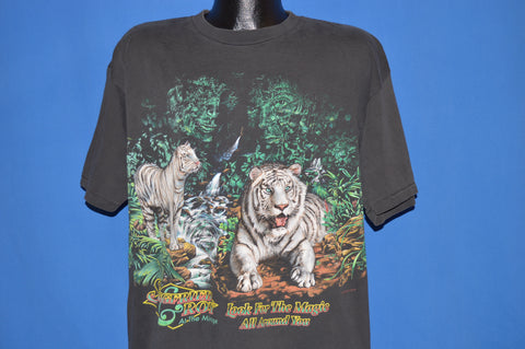 90s Siegfried and Roy At The Mirage t-shirt Extra Large