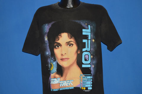 90s Deanna Troi Star Trek: The Next Generation t-shirt Large