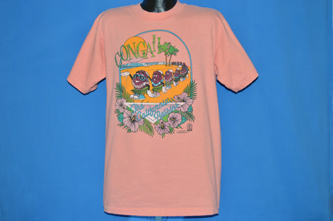 80s California Raisins Conga Vacation t-shirt Large