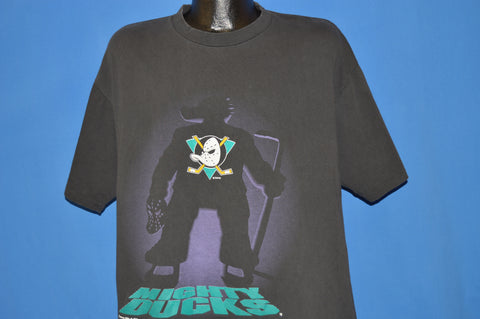 90s Mighty Ducks NHL Hockey t-shirt Large