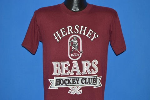 80s Hershey Bears Hockey Club t-shirt Medium
