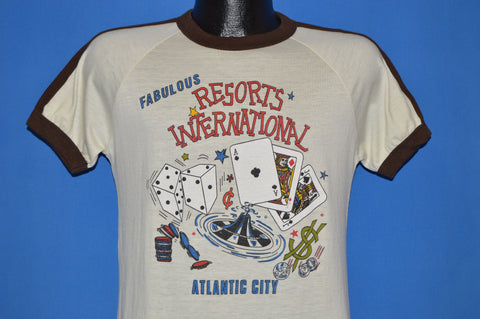 80s Fabulous Resorts International Atlantic City t-shirt Small