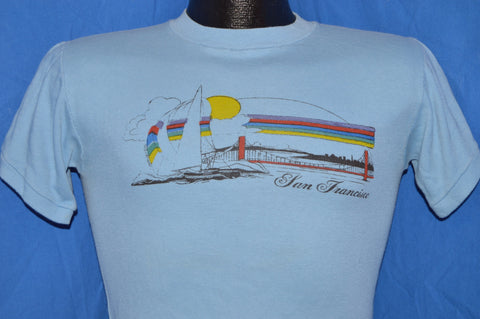 70s San Francisco Tourist t-shirt Small