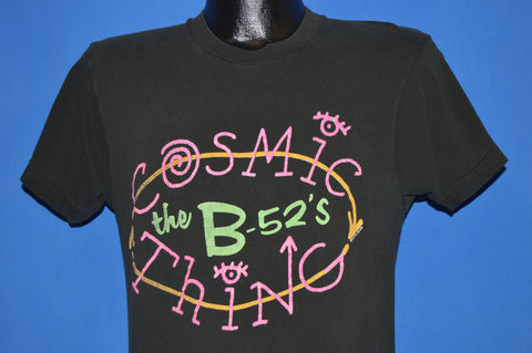 80s The B-52s Cosmic Thing Album 1989 t-shirt Medium