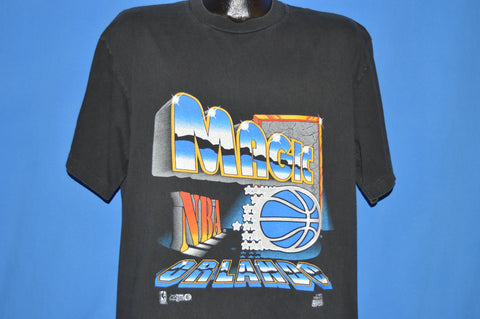 90s Orlando Magic NBA Logo t-shirt Extra Large