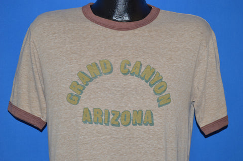 80s Grand Canyon Arizona Ringer t-shirt Medium