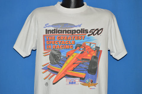90s Indianapolis Indy 500 1993 Racing t-shirt Large