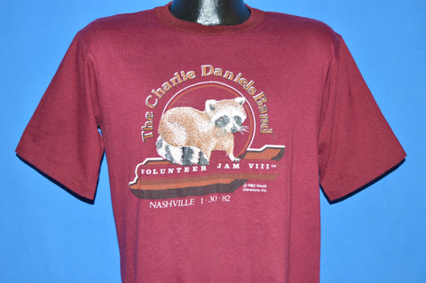80s Charlie Daniels Band Volunteer Jam 1982 t-shirt Medium