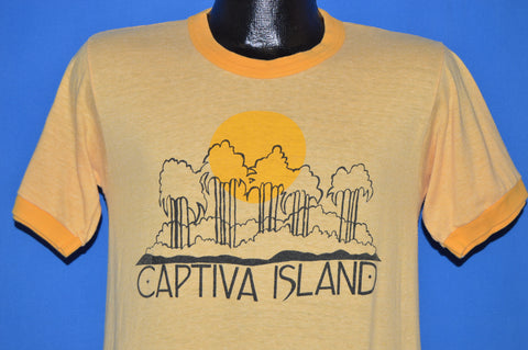 80s Captiva Island Florida t-shirt Small