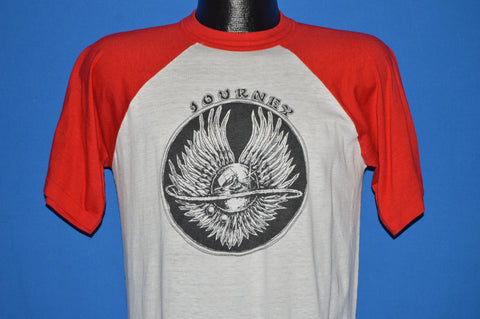 70s Journey Evolution Album Cover Jersey t-shirt Medium