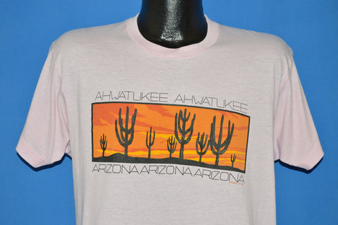 80s Ahwatukee Arizona Desert t-shirt Large