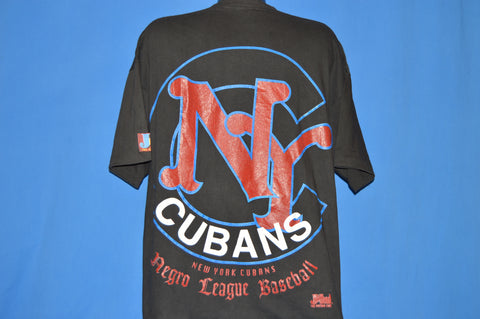 90s New York Cubans Negro League Baseball t-shirt 2XL