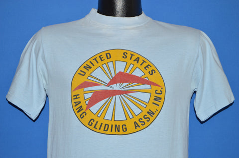 70s United States Hang Gliding Association t-shirt Small