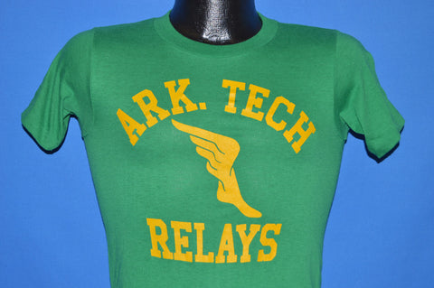 70s Arkansas Tech Relays t-shirt Extra Small