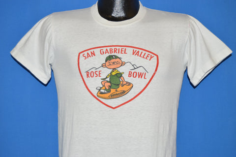 50s Boy Scouts San Gabriel Valley t-shirt Youth Large