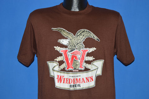 70s Wiedmann Beer Since 1870 t-shirt Medium