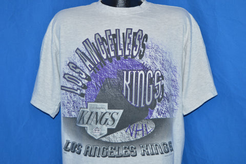90s Los Angeles Kings Hockey t-shirt Large