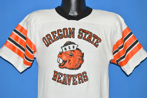 70s Oregon State Beavers Jersey t-shirt Small