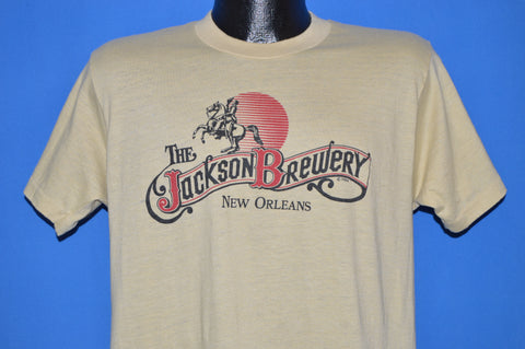 80s Jackson Brewery New Orleans t-shirt Medium