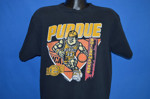 90s Purdue Boilermakers Basketball t-shirt Extra Large