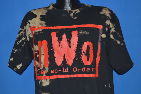 90s New World Order NWO Wrestling t-shirt Large