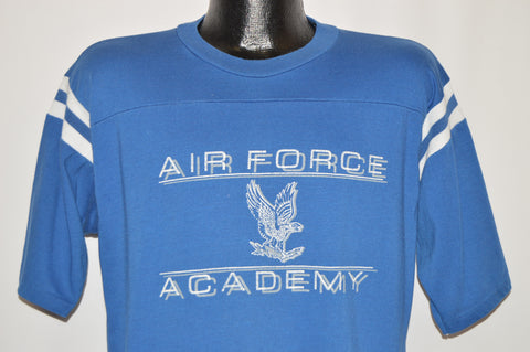 80s Air Force Academy Falcons Jersey t-shirt Large