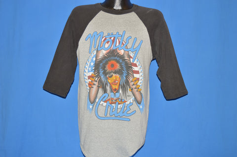 80s Motley Crue Girls Girls Girls Rock Jersey t-shirt Large