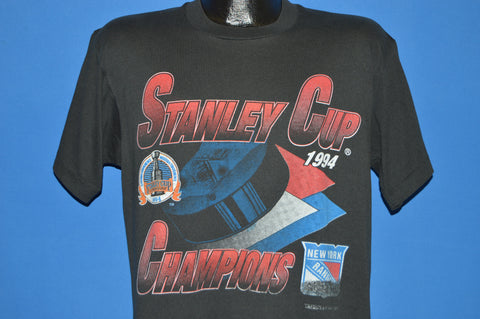 90s New York Rangers 1994 Stanley Cup t-shirt Large