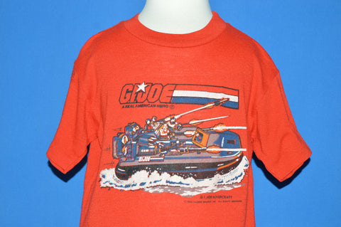 80s GI Joe American Hero Hovercraft t-shirt Toddler 2T