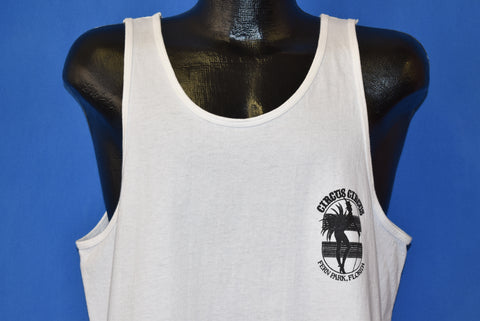 80s Circus Circus Fern Park Florida Tank Top t-shirt Large