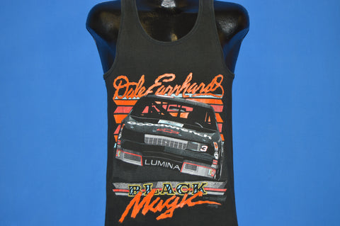 90s Dale Earnhardt Black Magic Tank Top t-shirt Small