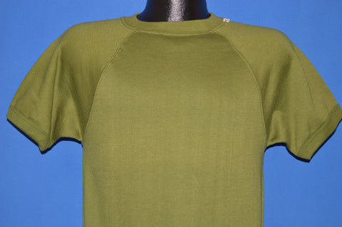 60s Eastman Kodel Deadstock Short Sleeve Sweatshirt Small