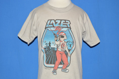 80s Lazer Tag Game t-shirt Youth Small