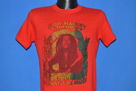 70s Bob Marley & The Wailers Exodus t-shirt Small