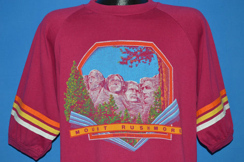 80s Mount Rushmore Monument Tourist t-shirt Extra Large
