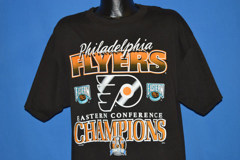 90s Philadelphia Flyers Eastern Champs 1997 t-shirt Extra Large