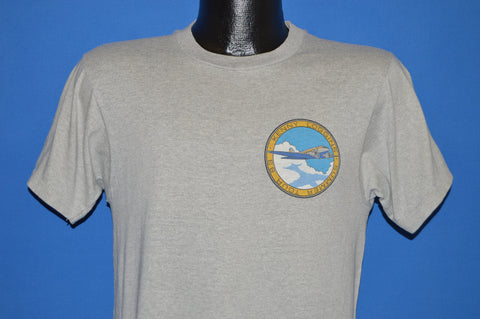 80s Kenny Logins High Adventure Tour 1982 t-shirt Small