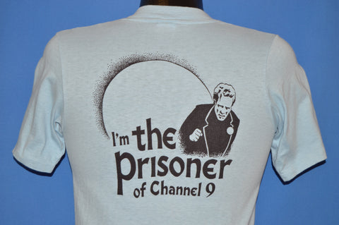 60s The Prisoner Channel 9 TV Series Logo t-shirt Small