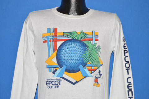 80s Disney World Mickey Mouse Epcot Center t-shirt Small