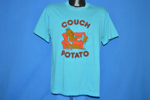 80s Couch Potato t-shirt Medium