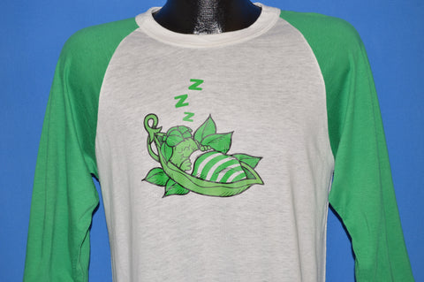 80s Jolly Green Giant Sprout t-shirt Medium