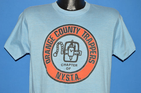 70s Orange County Trappers NYSTA t-shirt Large