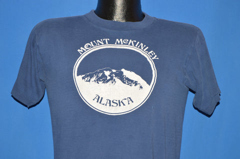 80s Mount Mackinley Alaska National Park t-shirt Medium