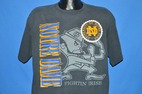 90s Notre Dame Fighting Irish t-shirt Extra Large