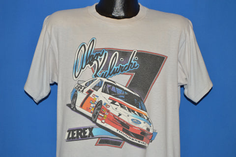 80s Alan Kulwiki #7 Zerex Stock Car NASCAR t-shirt Large