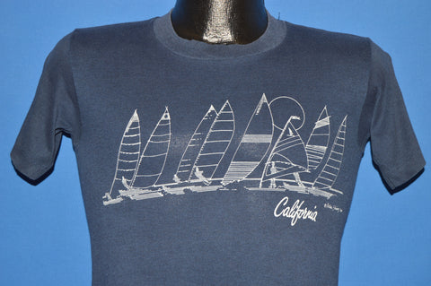 80s California Wind Surfing t-shirt Small