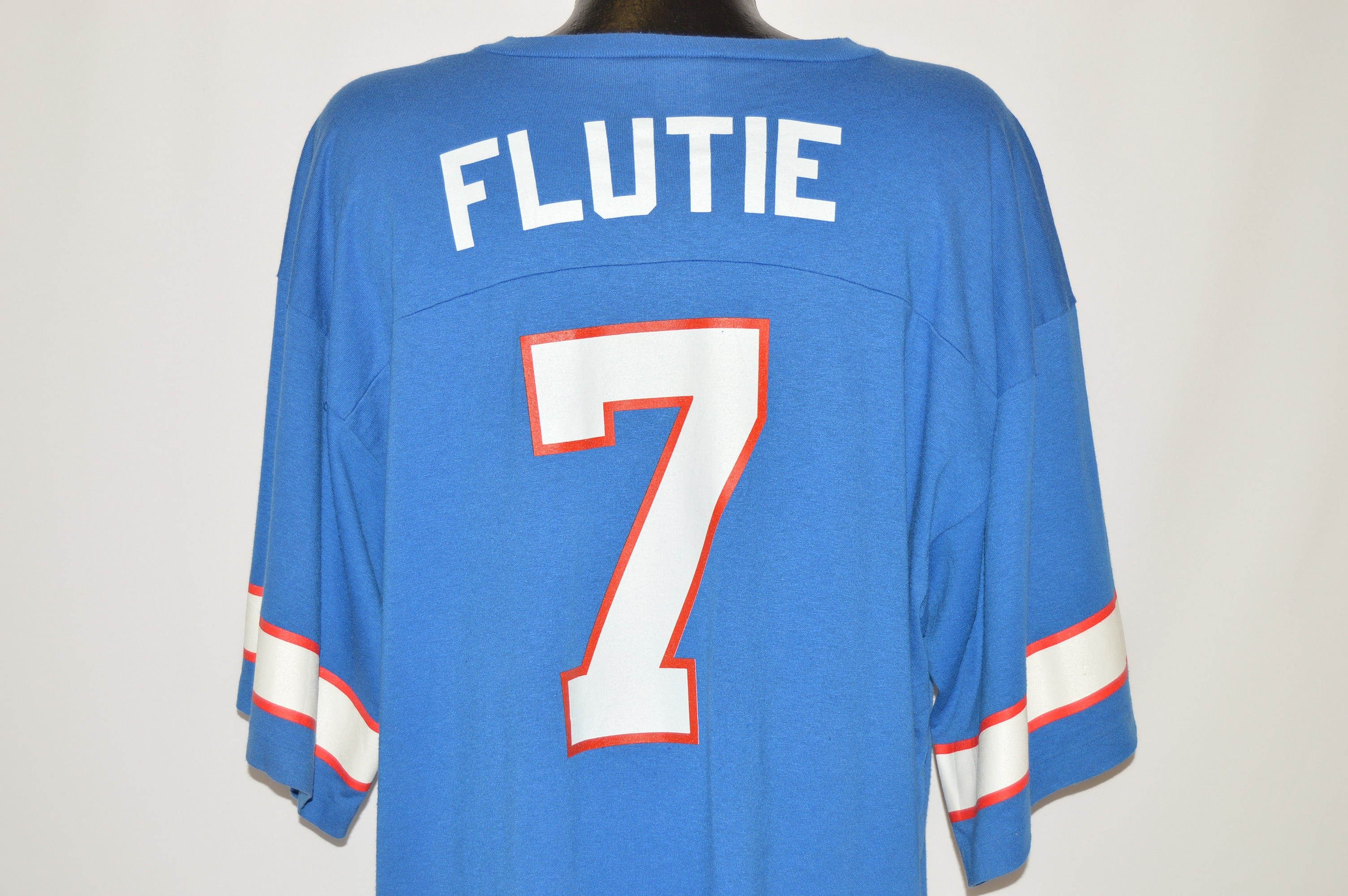 brand new a9d7b d4c1e 90s Buffalo Bills Doug Flutie Jersey t-shirt Extra Large